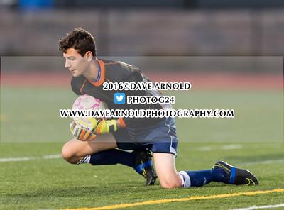 10/19/2016 - Boys Varsity Soccer - Malden Catholic vs BC High