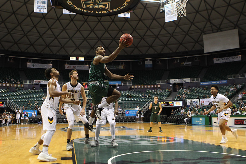 UH vs. Southern Miss 2016 Diamond Head Classic