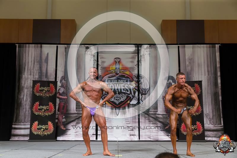 NPC - Mens Bodybuilding - Prejudging