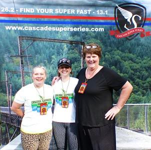 Cascade Express Marathon backdrop 2018