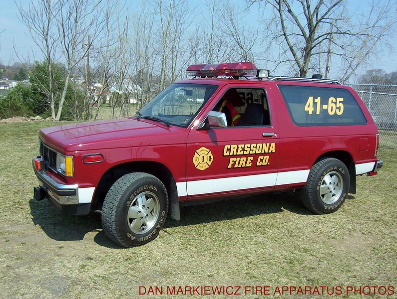 CRESSONA FIRE CO.