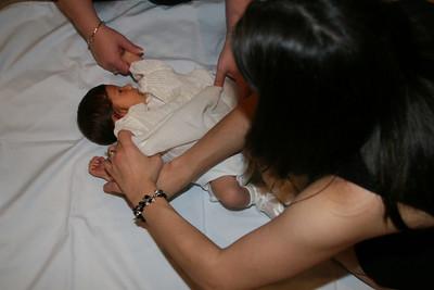 Jacob Baptism 4/24/2010