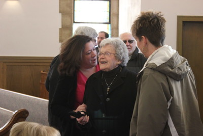 NAC Sister Hofmeyer's 95th