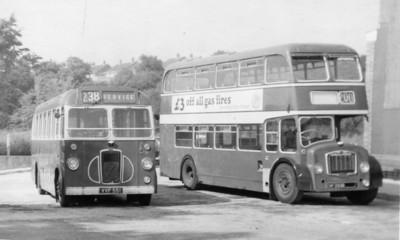 Eastern Counties 1970s and preserved