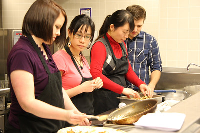 2013 Woody and Anne Hayes Celebration Week: Cook Like Anne