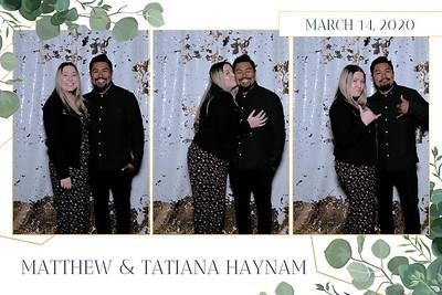 Matthew & Tatiana Haynam