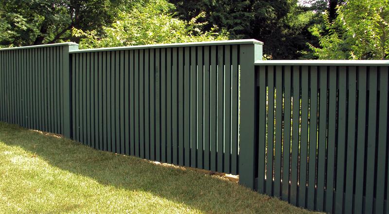 315426 - Cambridge - Custom Screen Fence