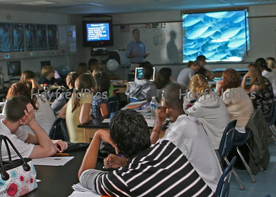 Oceanography Dr Drake Visit 4/21/08