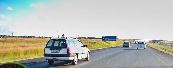 Kruger Park To Joburg