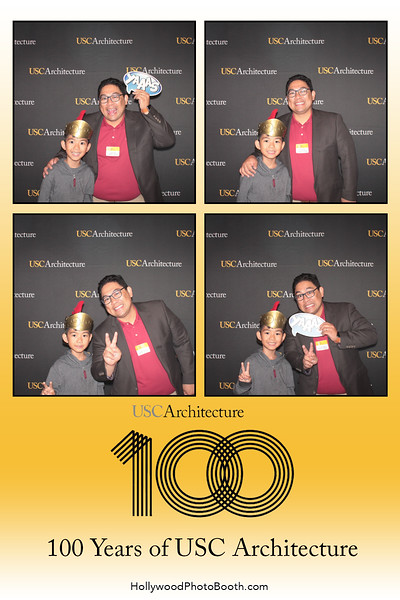 USC Architecture 100 Years