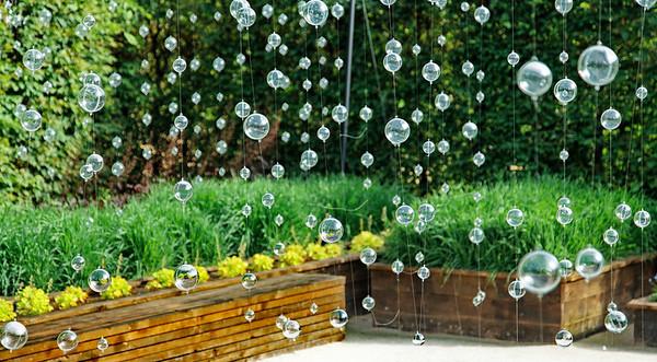 "Jardin ""Le pollen exubérant"""