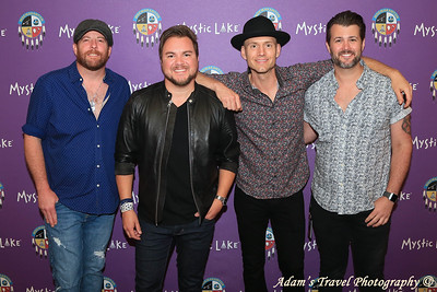 Eli Young Band M&G (Mystic 2019)