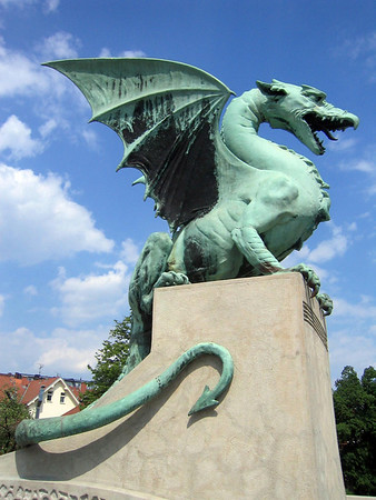 Ljubljana, Slovenia - April 2007