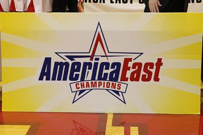 2011America East Championship Celebration