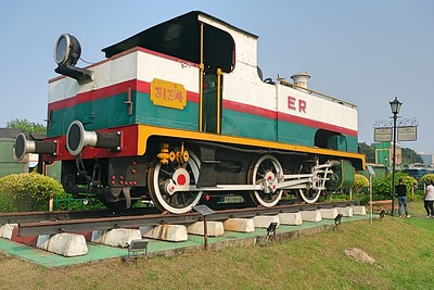 Howrah Rail Museum