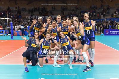 Italy-Brazil (women)