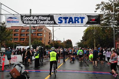 2018 Victoria Marathon