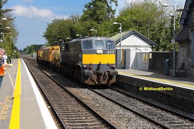 Portlaoise (Rail), 04-05-2017