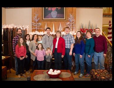 Fidler Family 2016