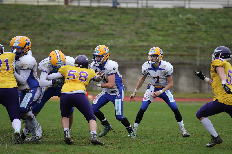 2017; AFBÖ; American Football; Graz Giants; Vienna Vikings; Youth; U17; Bowl; XXIV