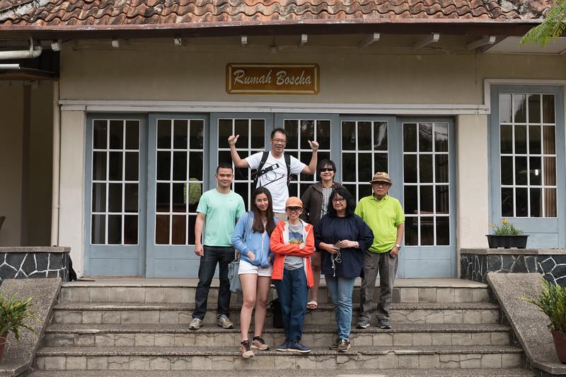 Leica Indonesia group tour Pangalengan 2017
