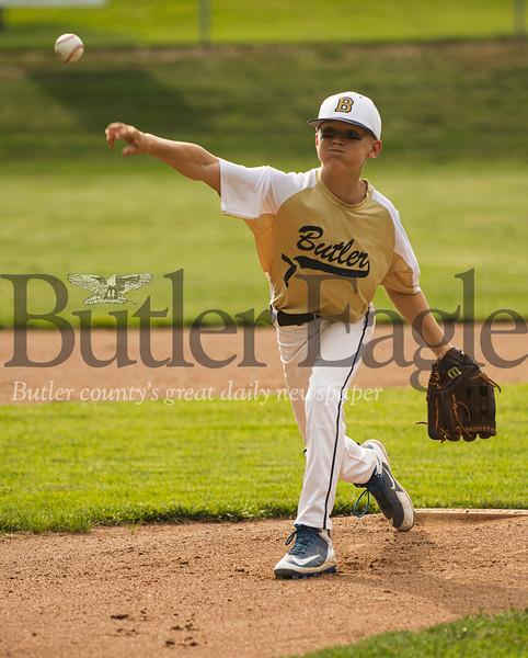 Butler vs Titusville Little League