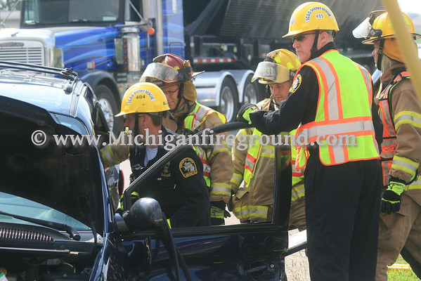 7/10/13 - Mason double extrication, Kipp Rd & Eden Rd