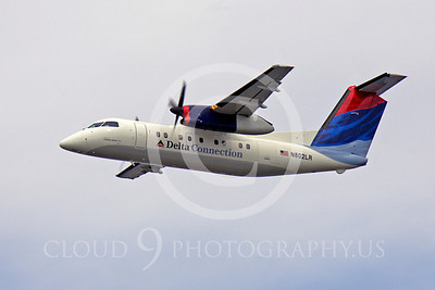 Delta Connection Bombardier Canadair Dash 8 Airliner Pictures