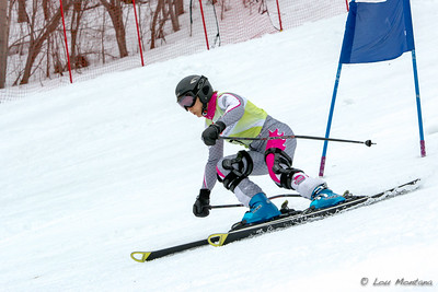 Craigleith Interclub Ski Race Feb 20_2016