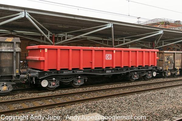 MUA - Bogie Box Wagon