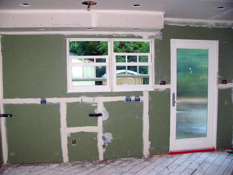 June 9, 2005 Drywall!!