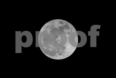Super Moon January 2017
