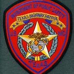 TX DPS Highway Patrol Novelty