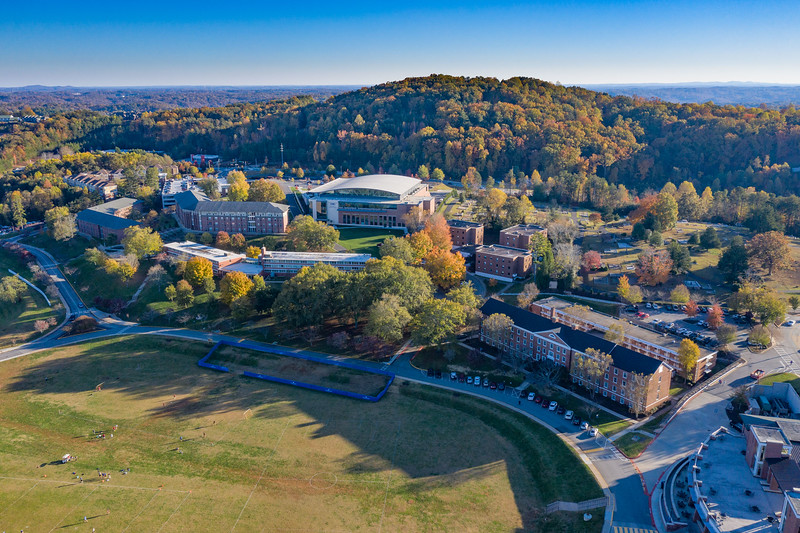 UNG Convocation Center and Dorms