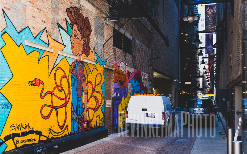 Theatre Alley Art
