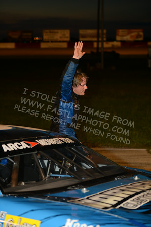 ARCA Midwest Tour - Grundy County Speedway - Friday June 20, 2014