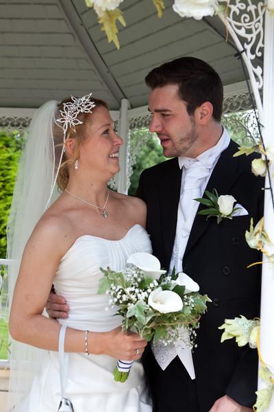 Wedding at Ashwells Country Club