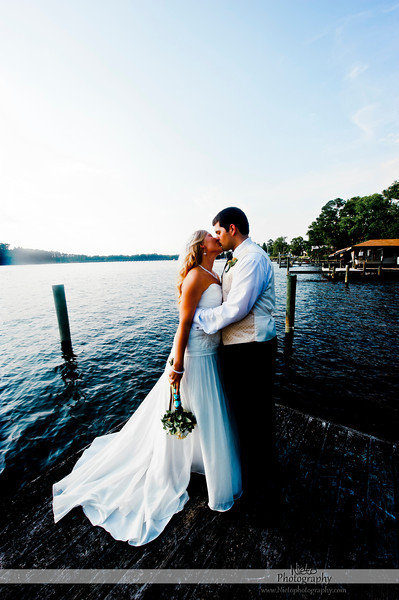 Lauren Sealey & Mike Dail - June 9th 2012 - Bath, NC