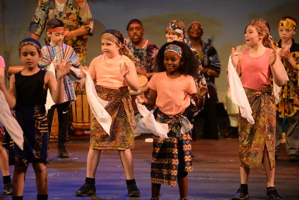 2019 African Dance Program