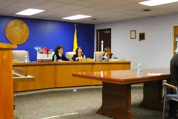Juan Carlos School Board