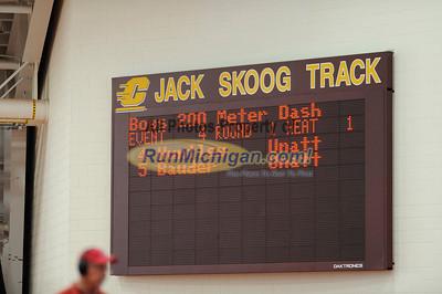 Boy's 200 Meters - 2013 MITS State Meet