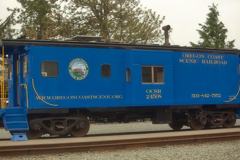 Oregon Coast Scenic Railroad Garibaldi, OR
