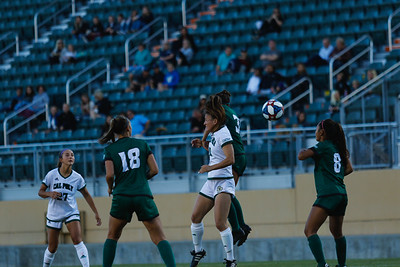 2019 Cal Poly Women's Soccer Scrimmage