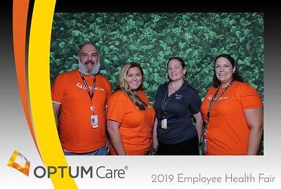Optum Care 2019 Employee Health Fair
