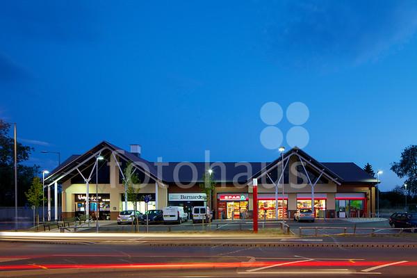 Blenheim Grange local centre, Watton