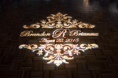 Brianna and Brandon Ricks Reception