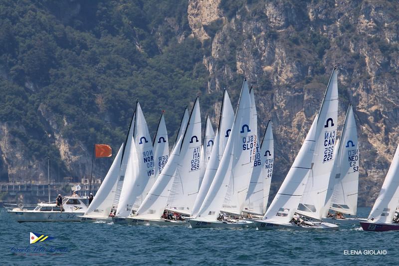 2019 Soling European Championship