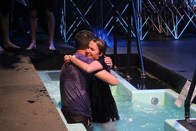 2016-01-24 - 9am Baptism