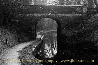 Llangollen Canal: Irish Bridge - Chirk Tunnel
