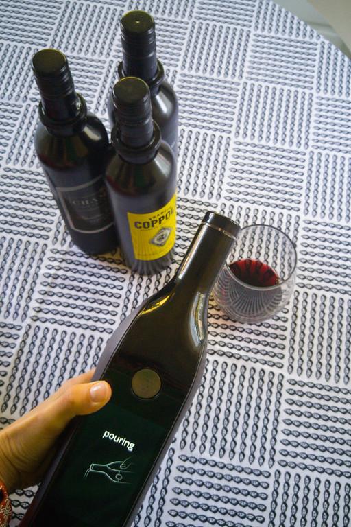 库维智能酒瓶系统综述